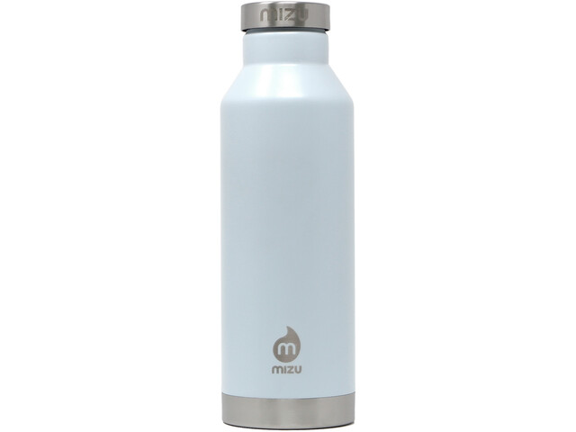 MIZU V6 Botella con Aislamiento con Tapa Acero Inoxidable 600ml, enduro ice blue